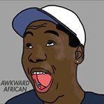 Avatar of Awkward African